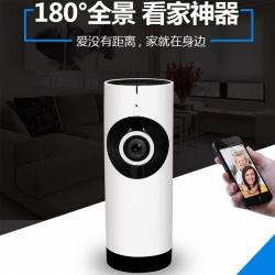 180°全景智能网络摄像机